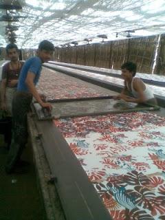 जोधपुर का कपड़ा छपाई उद्योग