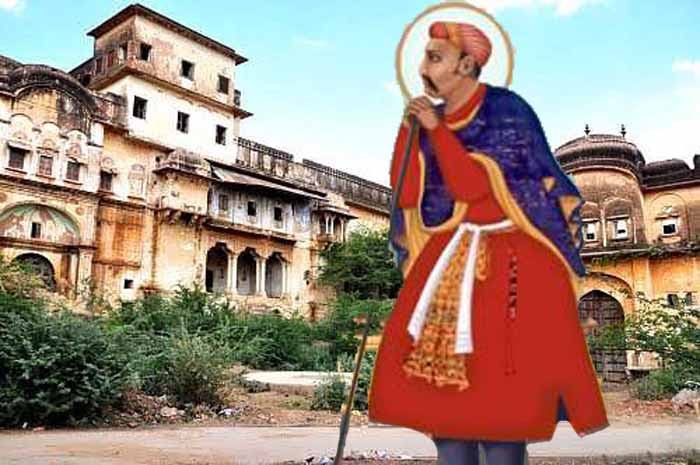 Raja Raisal Darbari of KHandela राजा रायसल दरबारी, खंडेला