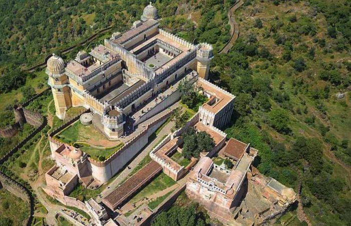 कुम्भलगढ़ दुर्ग : महाराणा प्रताप की जन्म स्थली