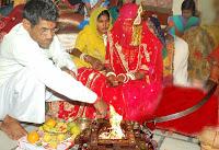 खांडा विवाह परम्परा (तलवार के साथ विवाह)