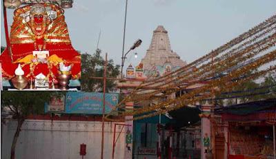 Ashapura Mata चौहान वंश की कुलदेवी आशापुरा माता