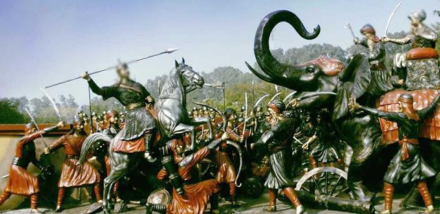 माण्डण युद्ध : जब राजपूत-जाट सेना के आगे भागी मुगल सेना