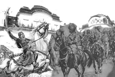 इस महिला ने मारवाड़ की सेना को पीछे हटने पर कर दिया था मजबूर