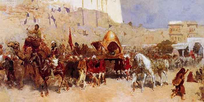 यहाँ के वीरों के आगे भी भागी थी हुमायूँ की सेना