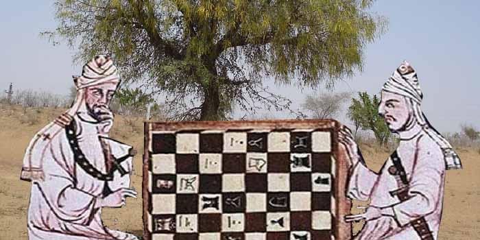 History of Jaisalmer : ये दो दुश्मन युद्ध के मैदान में खेलते थे शतरंज