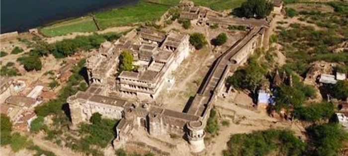 History of Khandar Fort खण्डार किले का इतिहास