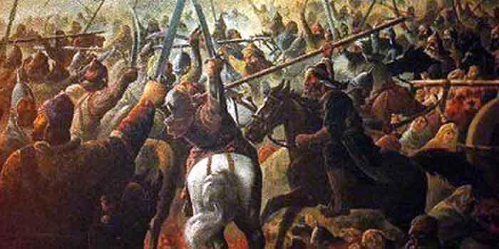 राजपूत व जाटों के खिलाफ यूँ लामबंद हुये थे मुग़ल व मराठा
