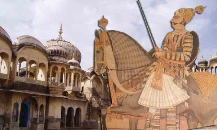 ठाकुर नवलसिंह शेखावत, नवलगढ़ के संस्थापक